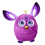 Furby Hasbro Connect – Violet – Peluche Interactive Version Anglaise
