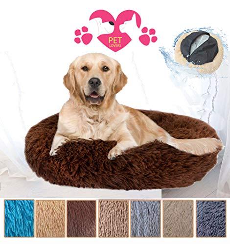 Trend Held Hundebett mit Reißverschluss und Schwamm-rutschfestem Boden Kissen für Katzen/Hunde Größe und Farbe wählbar Mittelgroße und Große Hunde atmungsaktiv