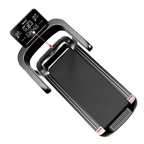 Fitnscle Tapis roulant Elettrico Domestico Intelligente a Piedi Ultra-Sottile battistrada Piatto Pieghevole Macchina da Corsa