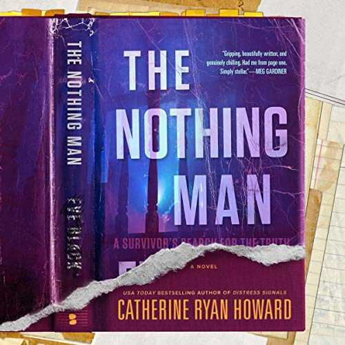 The Nothing Man Audiobook By Catherine Ryan Howard cover art