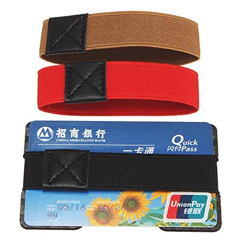 DyNamic Carbon Fiber 3K Rfid Blocking Men Es Business Credit Card Money Clip Holder Slim Wallet With 3 Bands