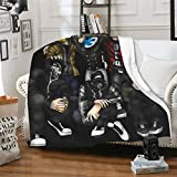 CXN Y KING Hollywood Undead Blanket Super Soft Air Conditioning Quilt Winter Throw Blankets for Sofa Bed Couch HikingTravel