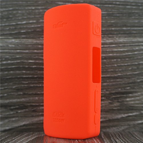 Silicone Case for eLeaf iStick 60w TC Sleeve iStick TC60W Cover Protective Skin (Red)