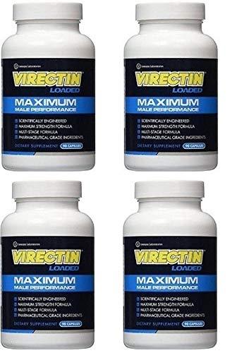 Virectin Loaded 4 x 90 Cápsulas – Máximo rendimiento masculino – Envío gratis