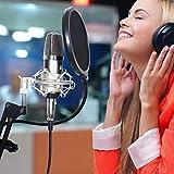 Zoom IMG-2 tonor bm 700 microfono a