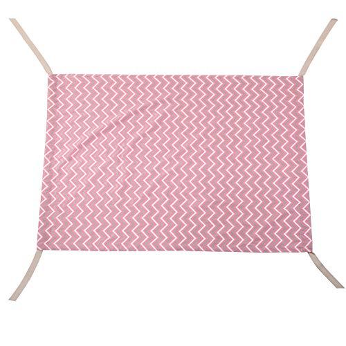 Imagen para LKING Kit de cama portátil desmontable con hamaca para bebés para familias europeas y americanas