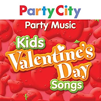Party City Kids Valentine's Day Songs