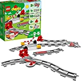 LEGODUPLO Eisenbahn Schienen (10882) Konstruktionsspielzeug