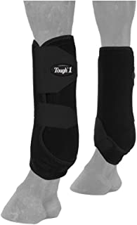 Tough-1 Vented Sport Boots Front
