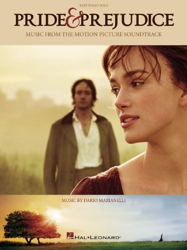 Pride & Prejudice - Music from the Motion Picture Soundtrack - Easy Piano