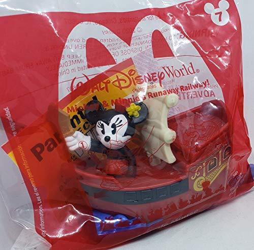 McDonalds 2020 Mickey & Minnie's Runaway Railway - #7 Minnie Mouse