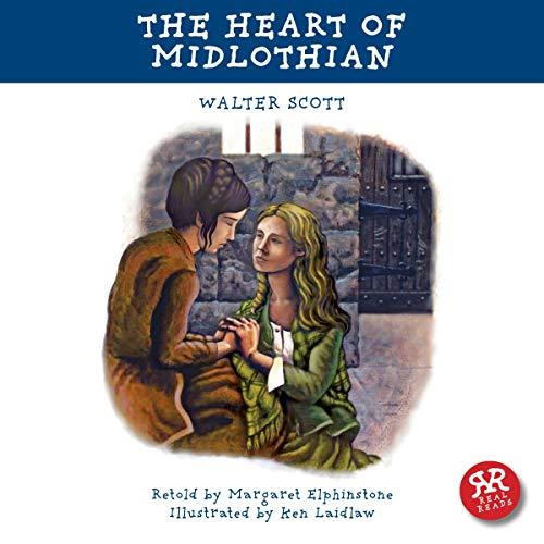 The Heart of Midlothian audiobook cover art