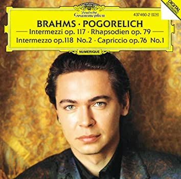 Brahms: Capriccio in F sharp minor Op.76 No.1