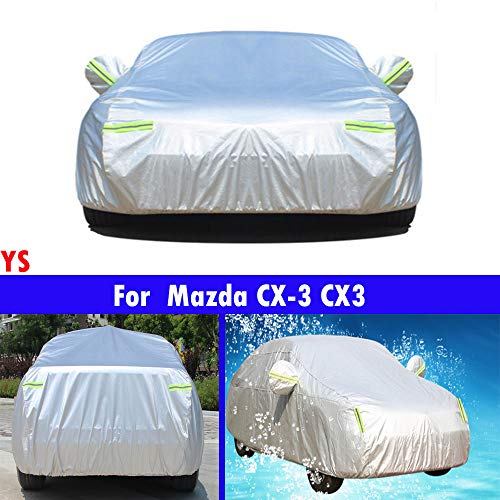 1 funda para coche para Mazda CX-3 CX3 2016-2017-2018 2019-2020 2021