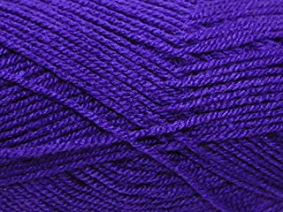King Cole Big Value Baby Knitting Yarn DK 296 Majestic - per 100 gram ball