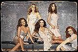 Cimily Desperate Housewives Poster Zinn Retro Zeichen
