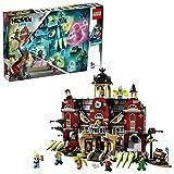 レゴ(LEGO) ヒドゥンサイド ゴーストに取りつかれたニューベリー高校 70425