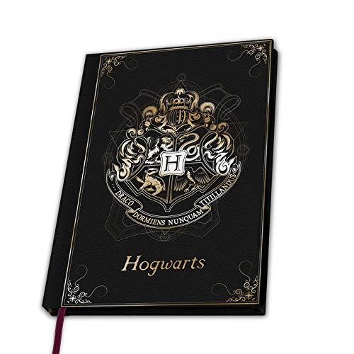 Harry Potter Cahier A5 Premium Poudlard