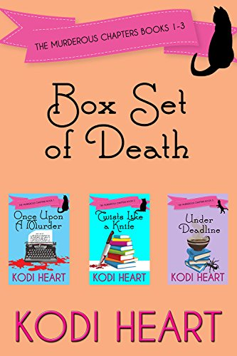 The Box Set of Death: The Murderous Chapters Series Box Set books 1 - 3 (English Edition)