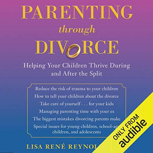 Parenting through Divorce audiobook cover art