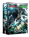 Coffret 3 Films Science-Fiction Jurassic Expedition + Jurassic Planet + Warbirds