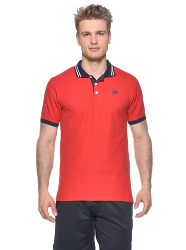 Dunlop Oberkörper-Bekleidung Casual Fancy Polo Men Ropa del...