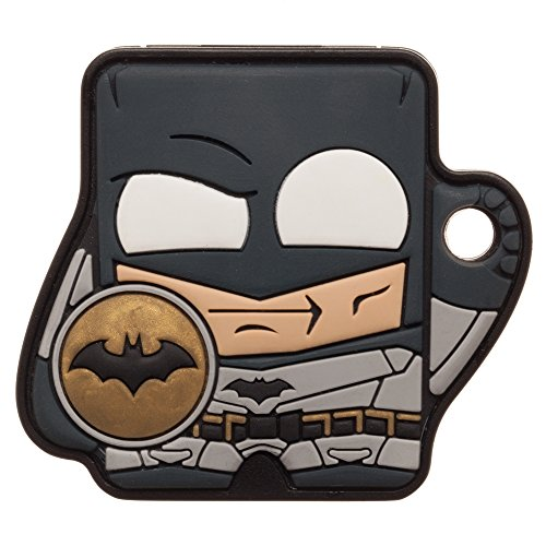 DC Comics Foundmi 2.0 Bluetooth-Tracking-Gerät, Batman-Motiv, Batman, 1