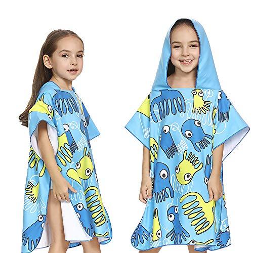 Migliori asciugamani con cappuccio per i bambini: Dove Comperare