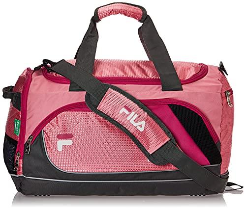 Fila Advantage - Bolsa de Deporte de 19 Pulgadas, Pink (Rosa) - FL-SD-3619