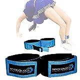 Tumble Pro X Ankle Straps – Cheerleading, Gymnastics Tumble Training Defrogger Keeps Ankles...