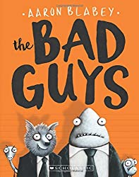 the bad guys book series for third grade reading