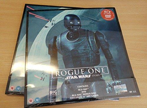 Buena Vista - Rogue One - A Star Wars Story (Big Sleeve Edition)(BBFC) /Blu-Ray (1 BLU-RAY)
