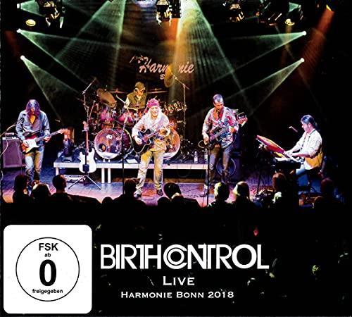 Live - Harmonie Bonn 2018 (+ DVD)