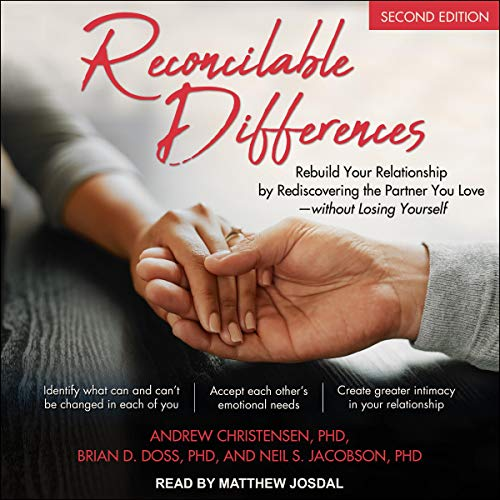 Page de couverture de Reconcilable Differences, Second Edition