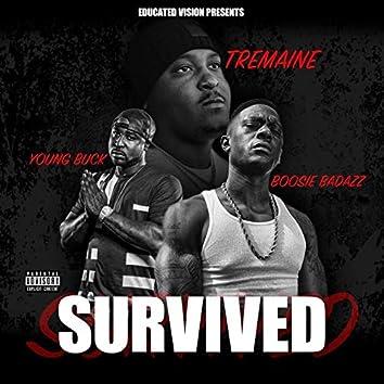 Survived (feat. Young Buck & Boosie Badazz)