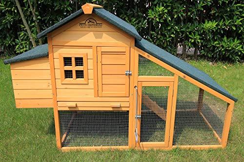 Pets Imperial® Warwick Chicken Coop Geeignet für bis zu 3/4 Vögel je nach Größe