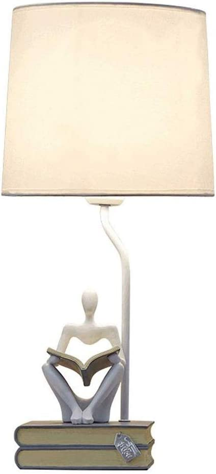 San Diego Mall HONGFEISHANGMAO trust Desk Lamps Modern Table Resin Carving Clot