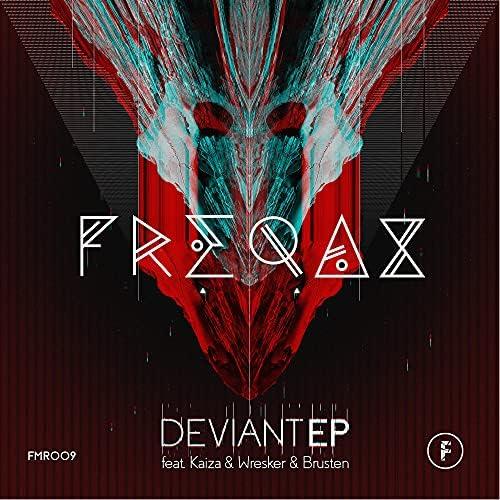 Freqax feat. Brusten, Wresker & Kaiza