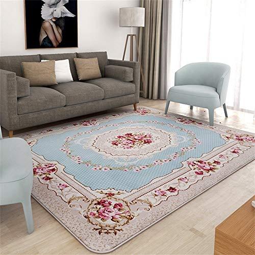 Muebles para el hogar exquisita alfombra Alfombras modernas, estilo pastoral europeo Alfombra...