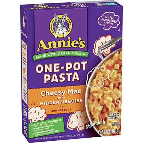 Annie's One-Pot Pasta, Cheesy Mac…