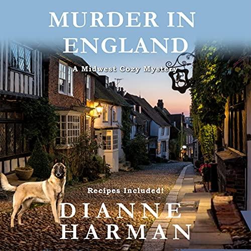 Murder in England cover art
