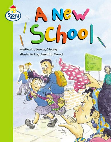 *LILA:SS:S8: A NEW SCHOOL (LITERACY LAND)の詳細を見る