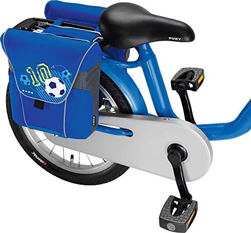 Puky 9785 DT 3 Doppeltasche, Blau Fußball