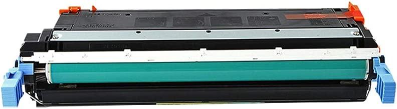 Compatible con el Cartucho de tóner HP Q6460A para el Cartucho HP 644A Impresora a Color 4730Mfp Cm4730fm Cartucho de tóner, 4 Colores,Amarillo