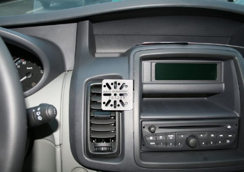 Renault Trafic DashMount Baujahr ab 2011 KFZ Navi Handy Halterung von telebox