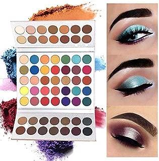 Eyeshadow Palette - Beauty Glazed 63 Colors Pearlescent Matte Eyeshadow, Eye Cosmetics, Makeup Palette