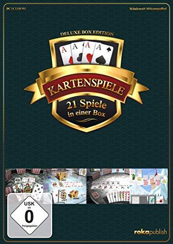 Kartenspiele Deluxe 21 in 1 (PC)
