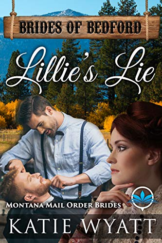 Lillie's Lie by Katie Wyatt ebook deal