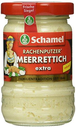 Schamel Rachenputzer Meerrettich, 12er Pack (12 x 140 g)