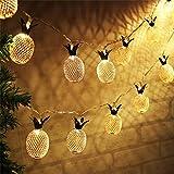 Luces de cadena de vacaciones - huevos Decoración de Huevos de Pascua,1.6M LED...